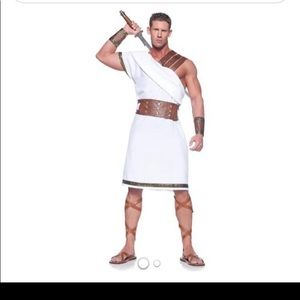Greek Warrior Costume Os  .